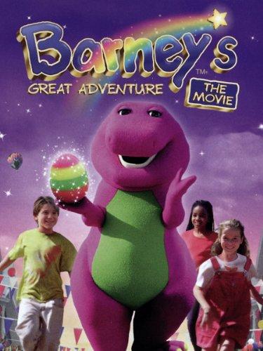 Barney's Great Adventure: The Movie ()