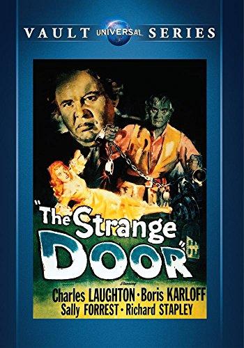the strange door - 2