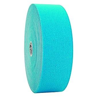 "3B Scientific Blue Cotton Kinesiology Tape, Bulk Roll, 2"" Width x 101' Length"