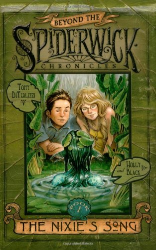 Image result for the spiderwick chronicles book cover