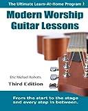 Modern Worship Guitar Lessons, Eric Roberts, 1481246755