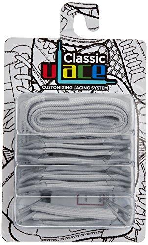 Silver Line U Per silber Accessori Argento Metalic Lace Single Colour unisex Calzature wg6Pq4