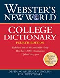 Webster's New World College Dictionary, , 0764556029