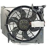 RADIATOR COOLING FAN FOR BMW FITS 323 325 328 330I XI CI E46 BM3115108