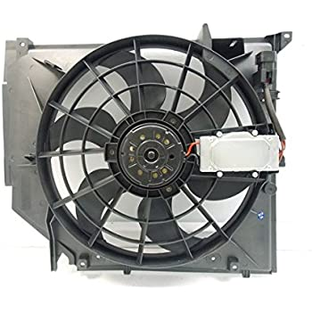 Amazon Com Topaz 17117561757 E46 Radiator Cooling Fan