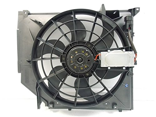 RADIATOR COOLING FAN FOR BMW FITS 323 325 328 330I XI CI E46 BM3115108 ()