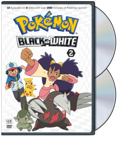 Pokemon Black and White Set 2 (Black And White Tv Set)