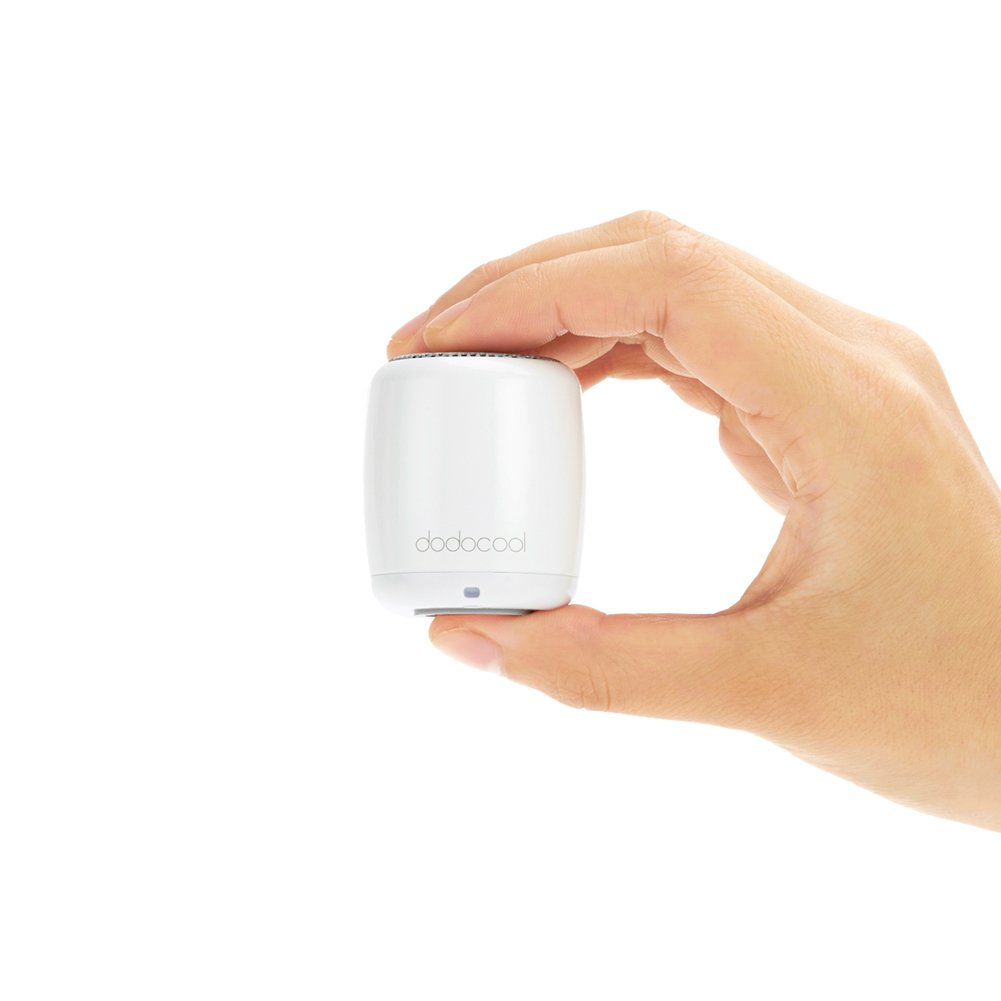 dodocool Altavoz Bluetooth Portátil Mini Tamaño Inalámbrico Selfie Control con Microfono incorporado