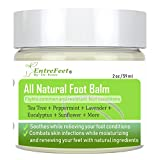 Best Foot Cream For Dry Cracked Heels - Dr. Entre's Foot Balm: Organic Hydrating Antifungal Relief Review