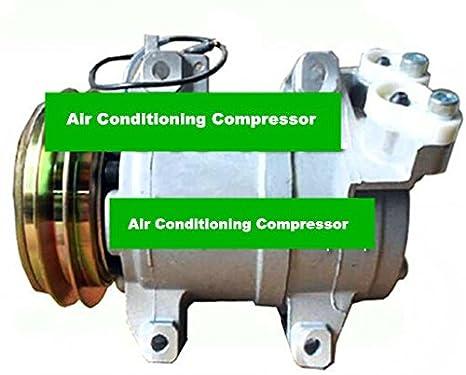 GOWE Auto aire acondicionado Compresor para coche Mitsubishi L200 2.5 11.05 - 10.07 OEM # mn123626: Amazon.es: Bricolaje y herramientas