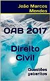 eBook OAB - Direito Civil - 2017: Questões com gabarito oficialnull