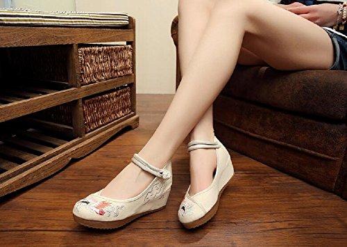 Lazutom , Damen Sandalen beige beige