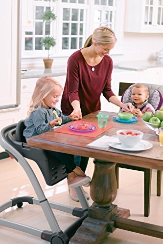 Graco Blossom 4-in-1 Convertible High Chair Seating System, Nyssa by Graco (Image #11)