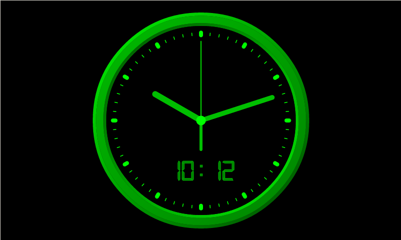 Amazon com: Analog Clock-7 Mobile: Appstore for Android