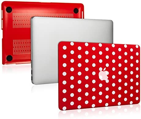 TOP CASE Rubberized Compatible MacBook