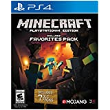 PS4 Minecraft Favorites - PlayStation 4