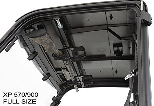 xp 900, 570 Full size, and 900 Crew Ranger- UTV Overhead Gun Rack by Great Day DAYQD8580GR by Great Day (Image #3)