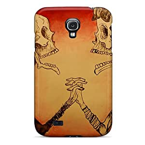 Tpu Case Cover For Galaxy S4 Strong Protect Case - Alex Pardee Design