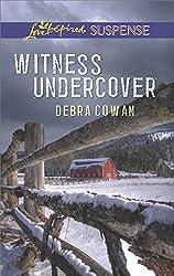 Witness Undercover (Love Inspired Suspense)