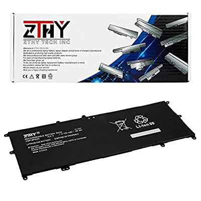 ZTHY VGP-BPS40 Battery For Sony Vaio Flip SVF 15A SVF15N17CXB SVF15NB1GL SVF15NB1GU SVF15NA1GL SVF15NA1GU SVF15N18PXB SVF15N26CXB SVF15N28PXB SVF15N23CGS 15.0V 48WH 3170MAH from ZTHY