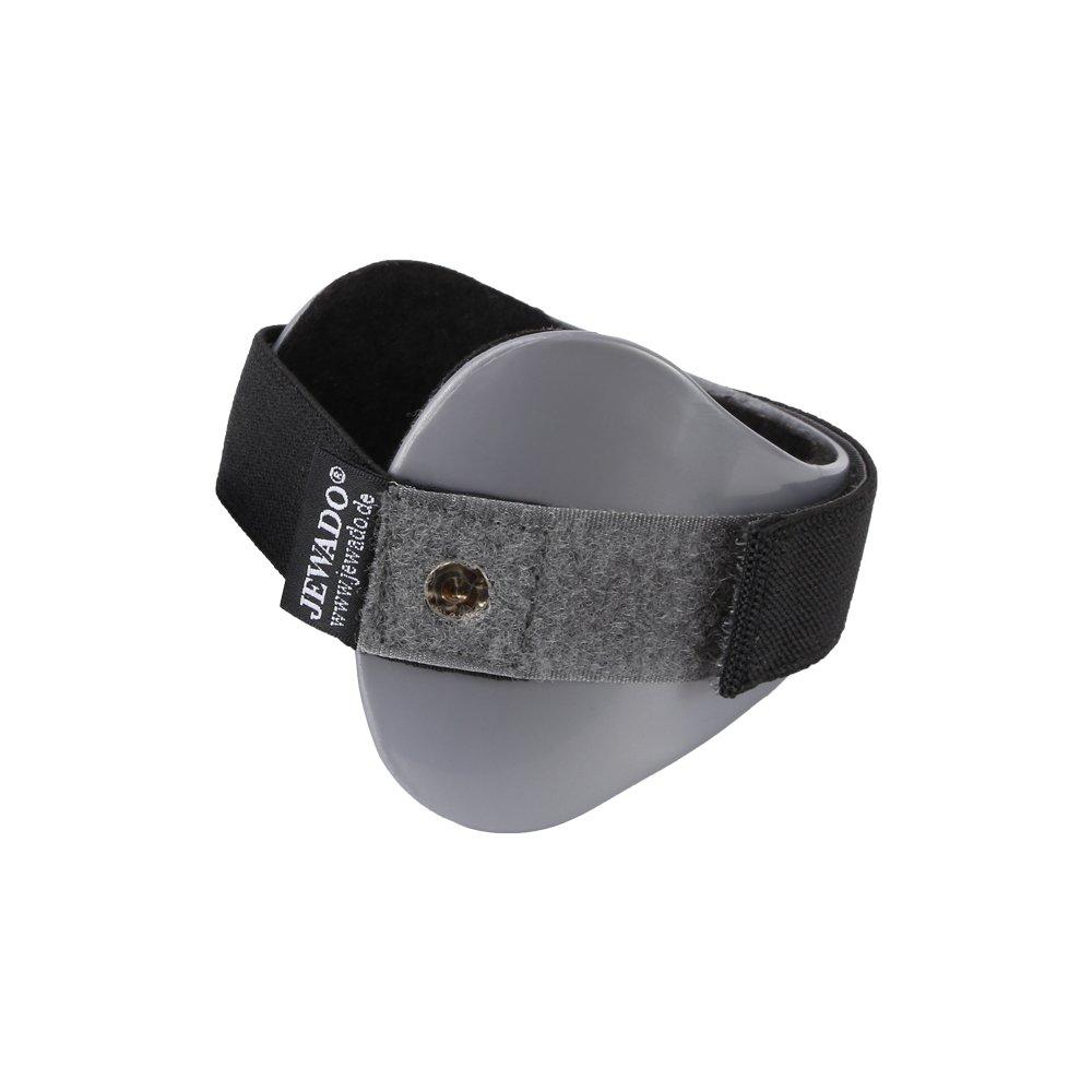JEWADO® Epicondylitis-Spange, Epi Bandage, Farbe Grau, Größe S (24 ...