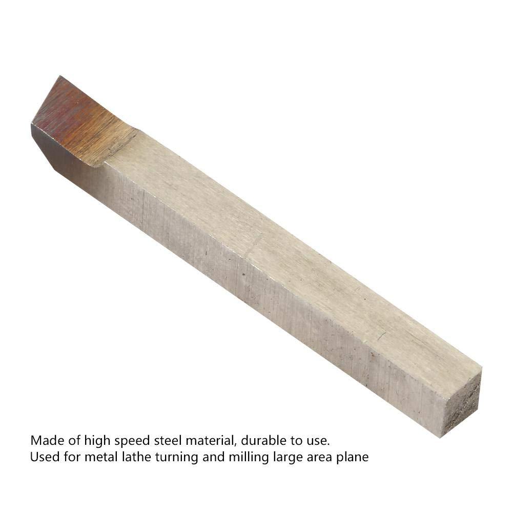 External Turning Tool High Speed Steel External Turning Tool Lathe Tool for Metal Lathe Turning Z077-1