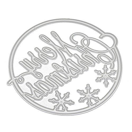 DORIC Dies Embossing Scrapbook Stencil Creative Present GreetingDecoration Flower Thinlits for DIY