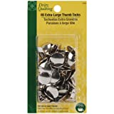 Office Products : Dritz Quilting Thumb Tacks Heads, Extra Large, 65-Count