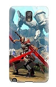 Keyi chrissy Rice's Shop New Style 5158509K58982057 TashaEliseSawyer Case Cover Galaxy Note 3 Protective Case Battleborn