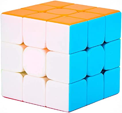 D Eternal 3×3×3 High Speed Stickerless Magic Cube