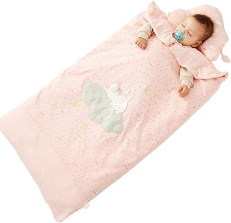 Saco de dormir neutro para bebés Anti-Aturdidor Todo el año Disponible Algodón Suave y cómodo Tipo de sobre Modelos de otoño e invierno Edredón cálido para bebés: Amazon.es: Bebé