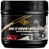 Pump Chasers Intrapump Strawberry Lemonade – Intraworkout BCAA Powder Review