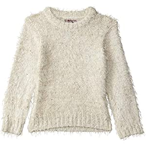 Max Girl's Cotton Sweater