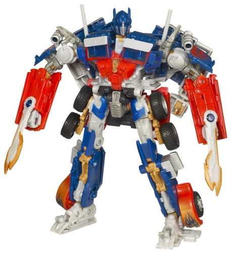 Transformers - 19820 - Level 4 - Voyager Class - Autobot Battle Blades Optimus Prime - OVP