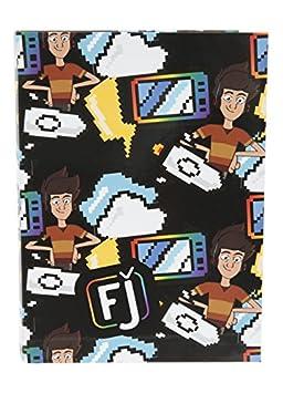 Favij Diario Scuola 10 Mesi, Formato Standard, 320 Pagine, Grafica Illustrata 1, Collezione 2018/19 Giochi Preziosi FA922100
