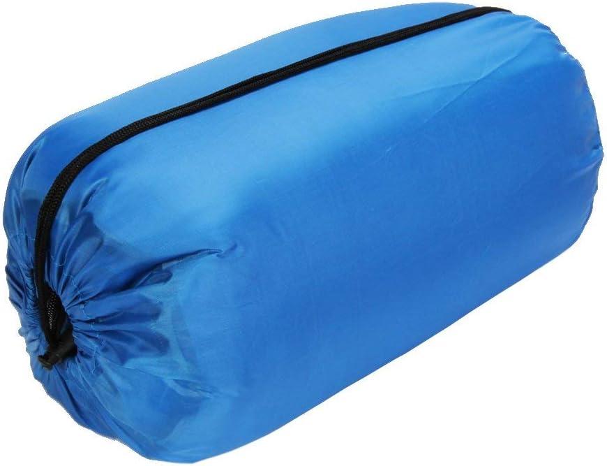 WeAreAwesome Sommer-Schlafsack Festival-Schlafsack Camping-Schlafsack Farbe Dunkel-Blau Marine-Blau