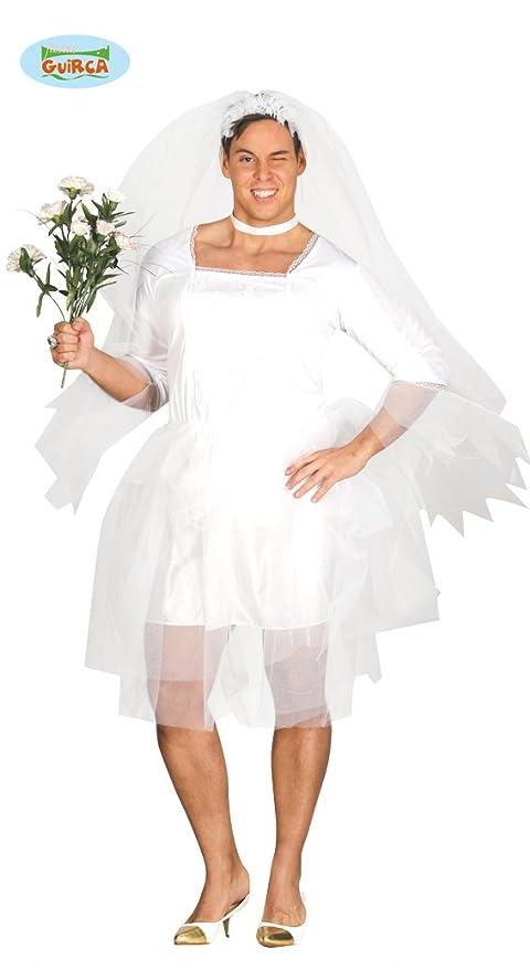 Abito Per Sposa Carnevalefesta Costume UomoGuircaAmazon Da it PukZiXOwT