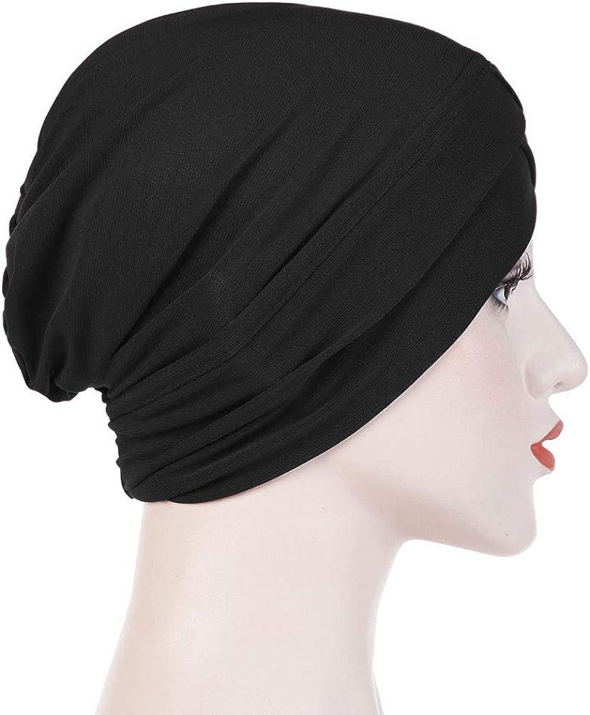 Yuccer 2 Piezas Gorras Oncologicas Mujer Turbantes Oncologicos ...