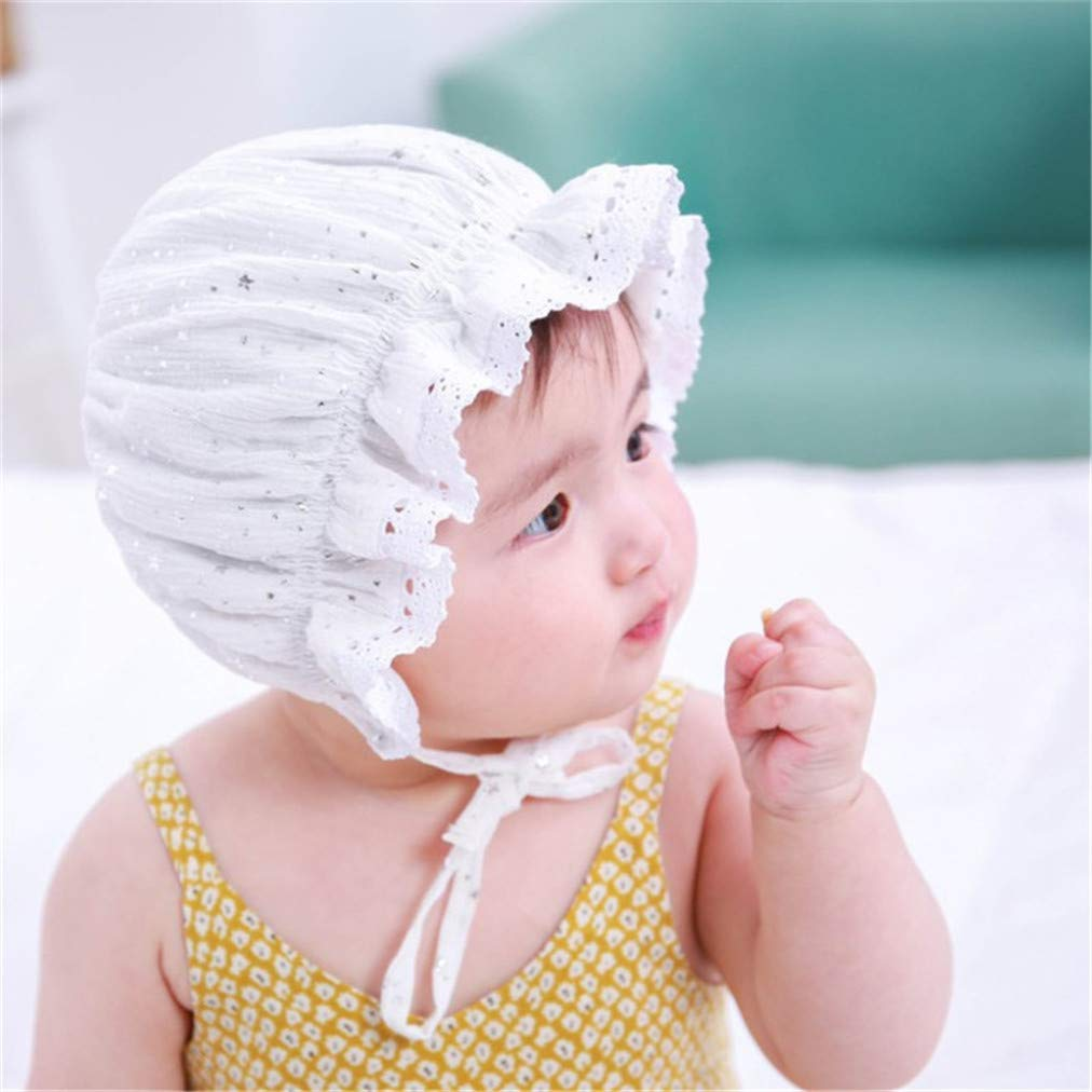 Sevenfly Baby Girl Toddler Kids Sun Hat Summer Outdoor Sun Protection