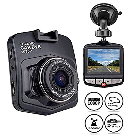 JDM 2.5'' Full HD 1080P Car DVR Vehicle Camera Video Recorder Dash Cam FAST SHIP [Universal Fit] - Ford Vehicle Accessories