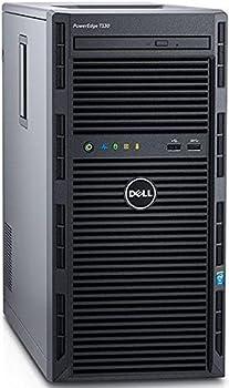 Dell PowerEdge T130 Quad Core Xeon E3 Server