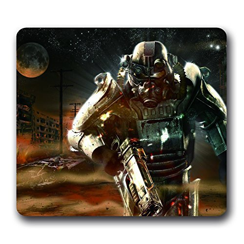 Fallout Mouse Pad,DIY Fallout Non-Slip Rubber Gaming Mouse Pads (9 X 10 (Fallout Diy)