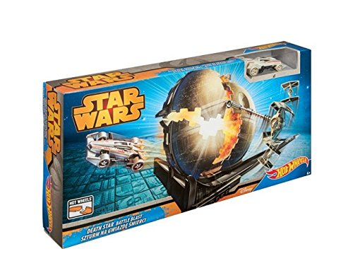Mattel-CGN48-Hot-Wheels-Star-Wars-Todesstern-Battle-Trackset