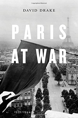 Image of Paris at War: 1939-1944