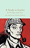 A Study in Scarlet & The Sign of The Four (Macmillan Collector's Library)