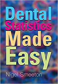 dental statistics made easy pdf
