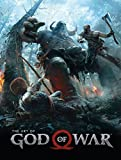 capa de The Art of God of War