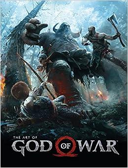 The Art Of God Of War por Sony Interactive Entertainment