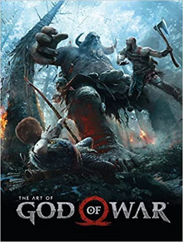 Amazon Com The Art Of God Of War 9781506705743 Sony