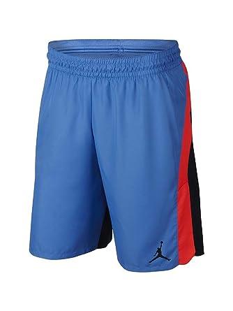 216d8013464a8 Nike Men's 23 ALPHA DRY GRAPHIC Shorts, Blue (Half Blue/white/pacific